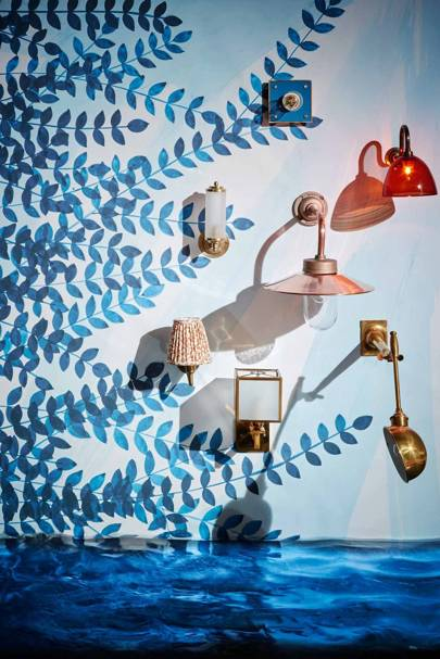 Wall Lights Bathroom Modern Decorative Amp Chrome House