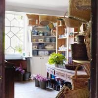 Basket Boot Room