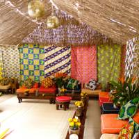 Tropical Tent