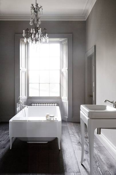 Main Bathroom - Somerset Country House
