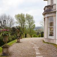 Front Path - Traditional Cornwall House