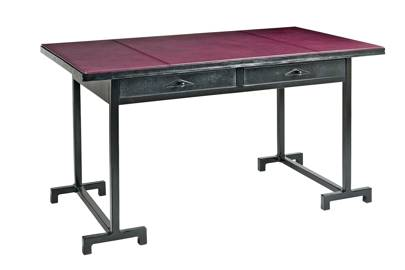 Small Trestle Desk