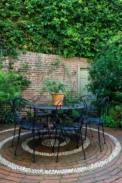 Garden - English Garden Square House