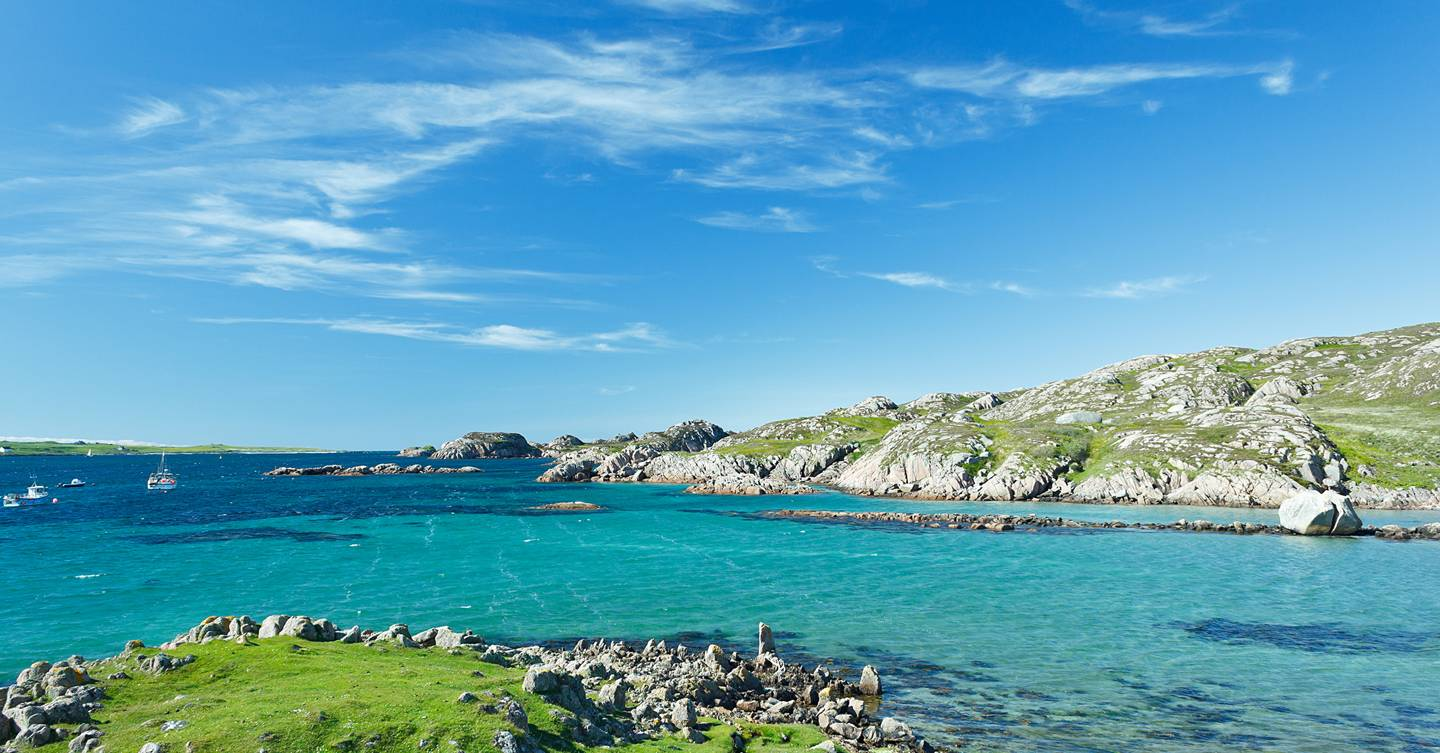 A guide to Scotland's wild, rugged and beautiful western isles