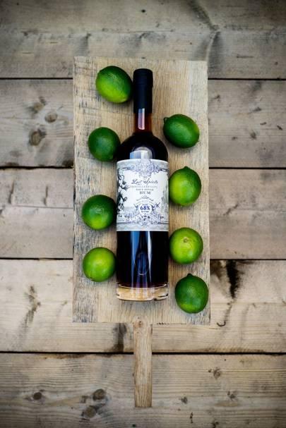 Lost Spirits Navy Style Rum