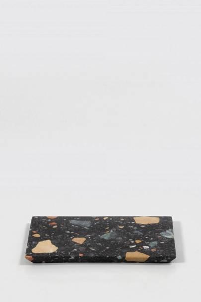 Black Marmoreal by Max Lamb