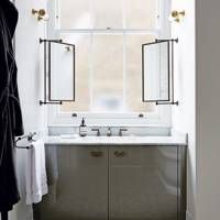 Symmetrical Mirrors | Bathroom Ideas