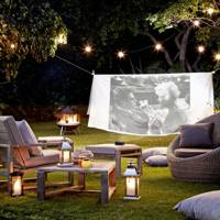 Take Movie Night Outdoors