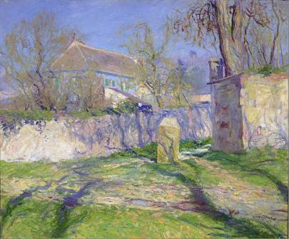 Monet's Blue House in Giverny is available to rent as a holiday home