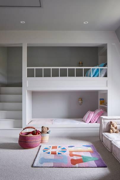 Kids' Bedroom - Modern Victorian Oxford House
