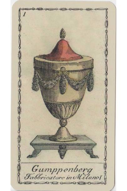 The Ancient Tarot of Lombardy