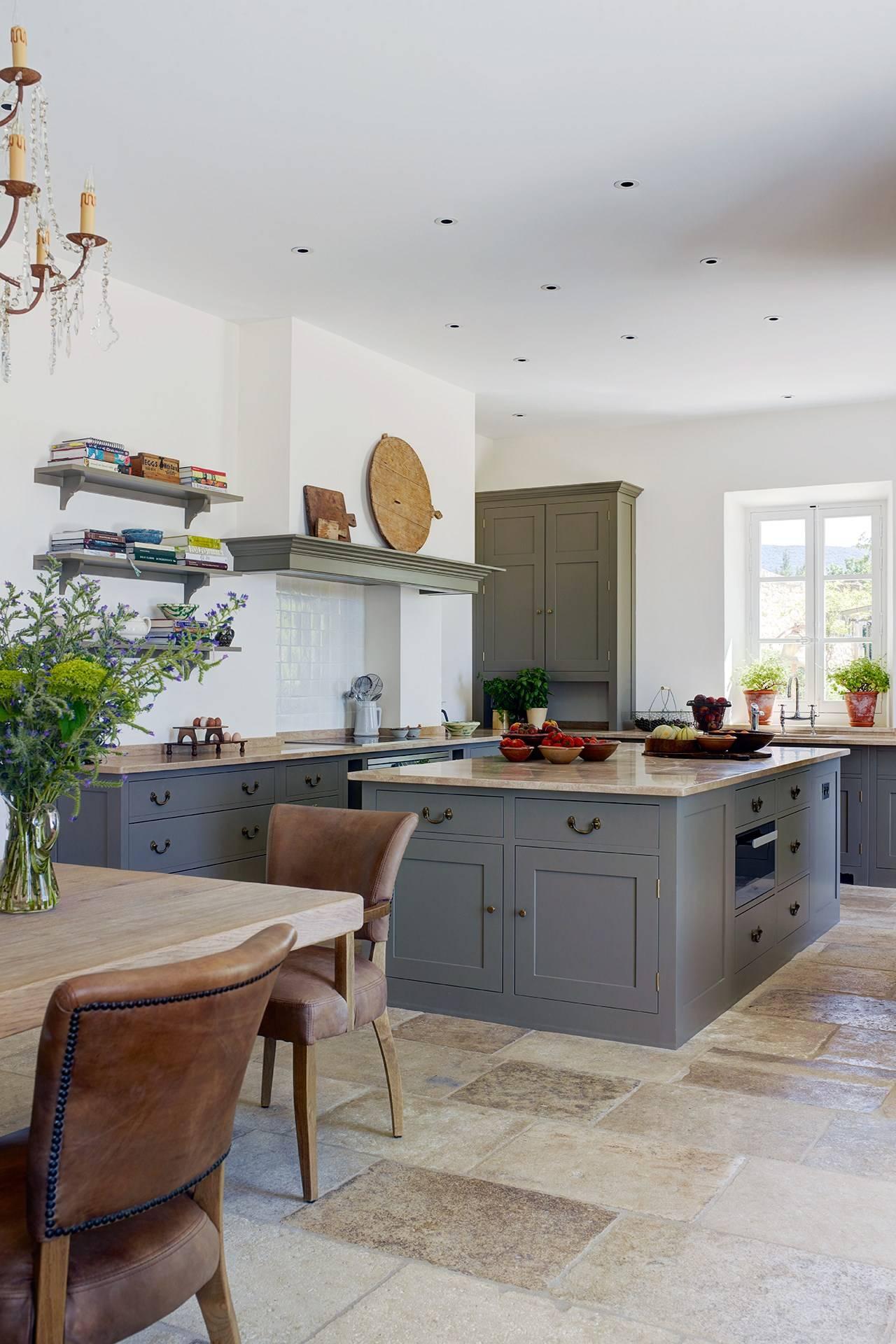 Grey Kitchen Ideas And Designs House Garden