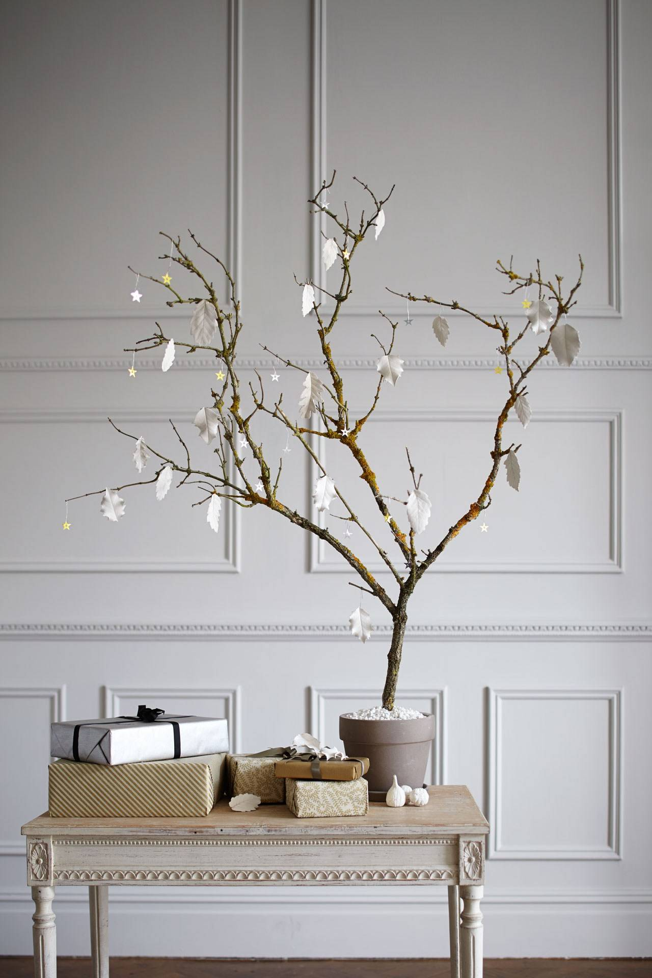 Alternative Christmas Tree Decoration Ideas House Garden