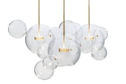 Glass Bubble Effect Light