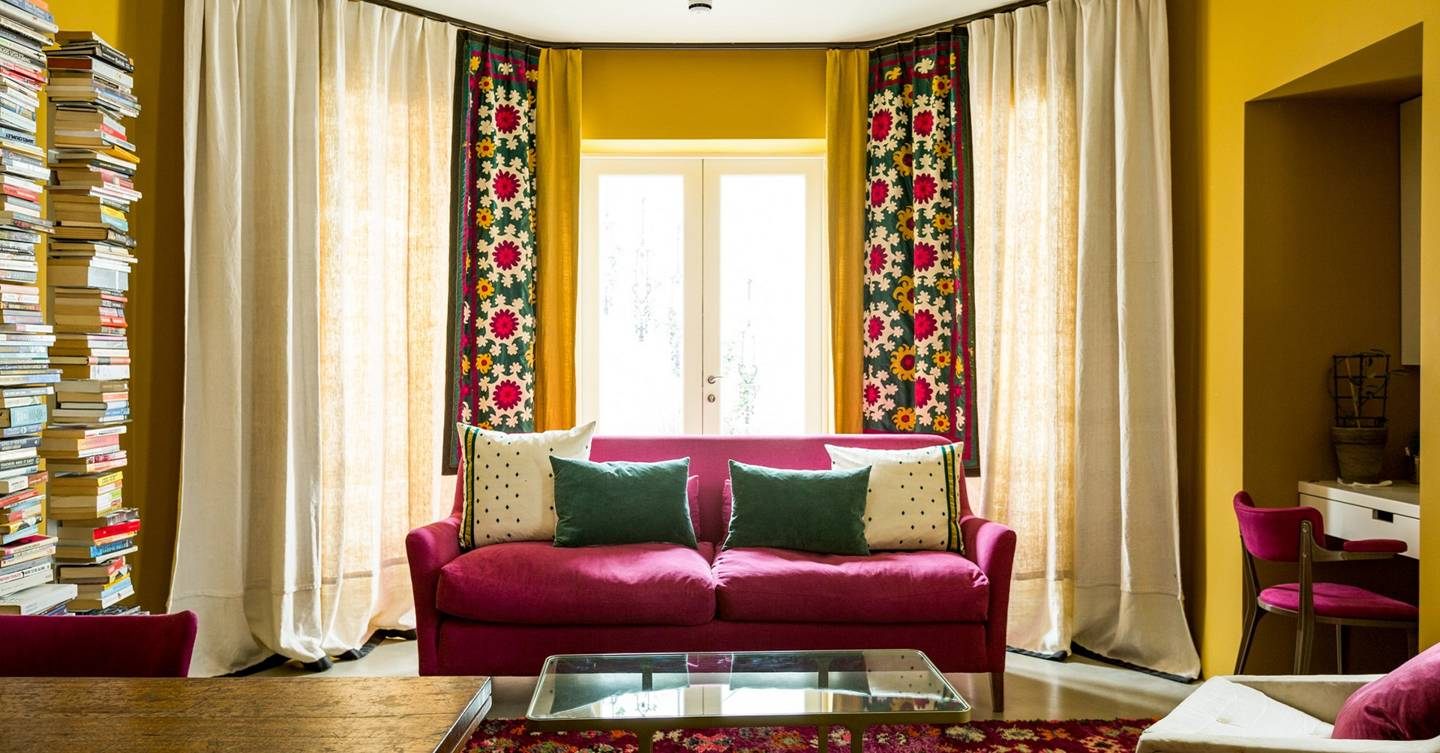 Yellow Paint Ideas Yellow Living Rooms Bedrooms Interiors House Garden