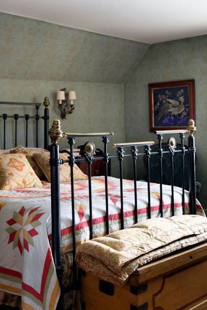 Oxfordshire Cottage Bedroom
