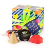 10 February: Neon Love Gift Set, £17.95