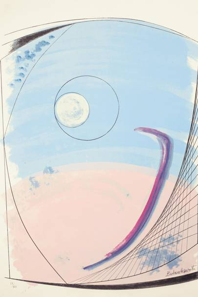 Dame Barbara Hepworth, 'Winter Solstice', est. £1,000–1,500