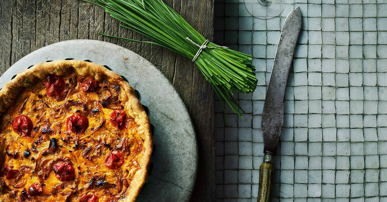 Onion tart recipe