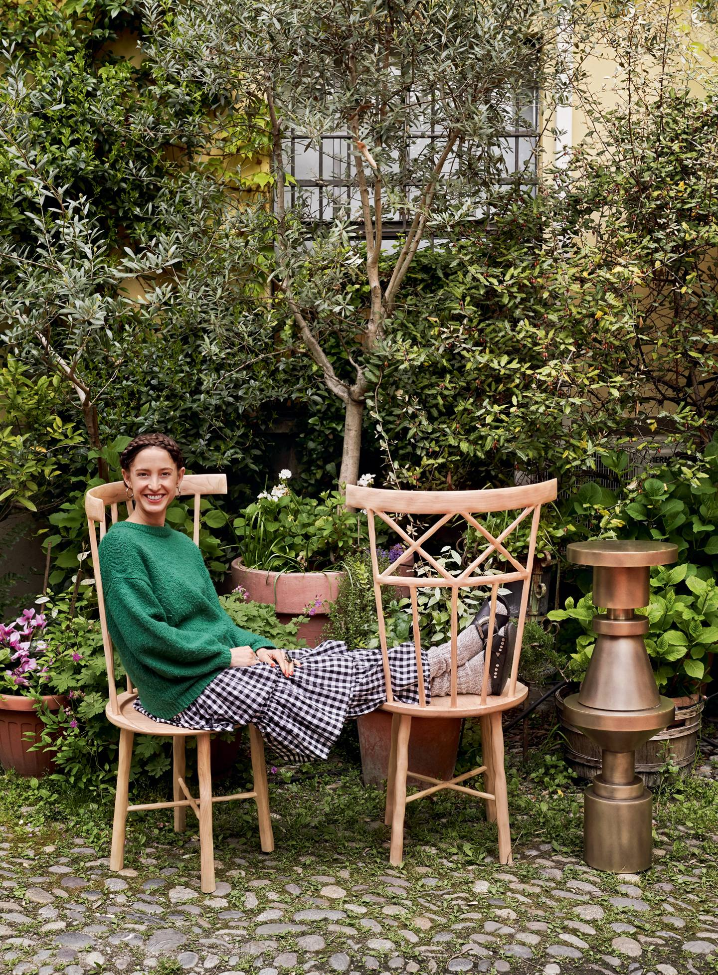 Why you need to know about the furniture designer Anna Karlin