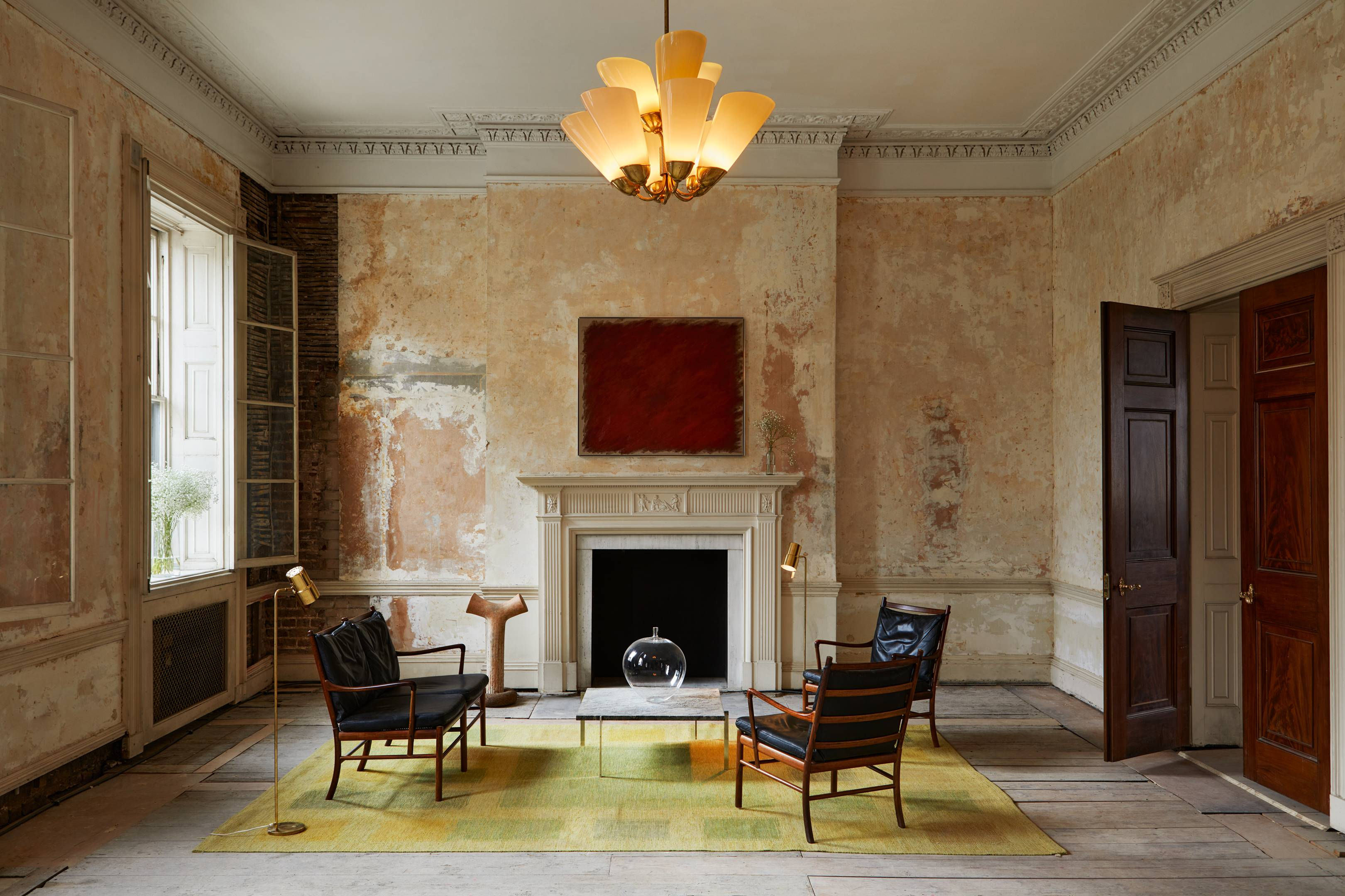 Scandinavian Design Gallery Modernity Opens Pop Up In London House Garden