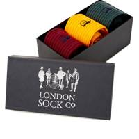 July 2: Simply Dapper 3 Pair Gift Set, £35, from The London Sock Co