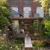 The garden cabin