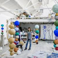 Artists in their studio: Annie Morris, page 43
