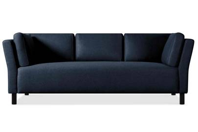 Black Birch Venezia Sofa