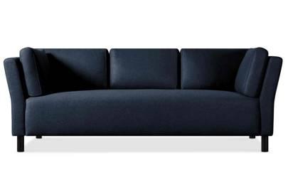 Black Birch Venezia Sofa