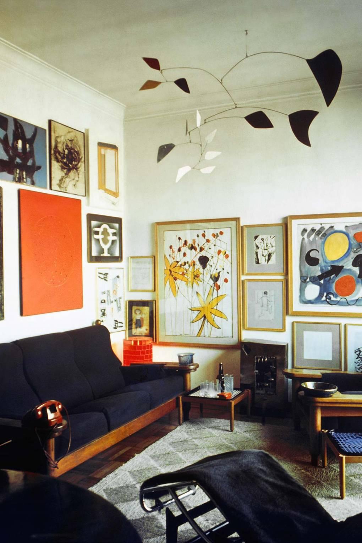 Sixties living rooms Interior Design Inspiration  House & Garden