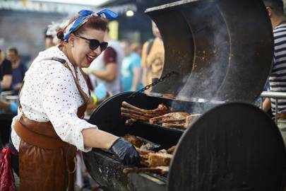 Meatopia, London, August