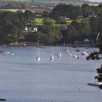Helford River - Katie Fontana Houseboat