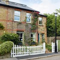 Louise Jones' Victorian cottage