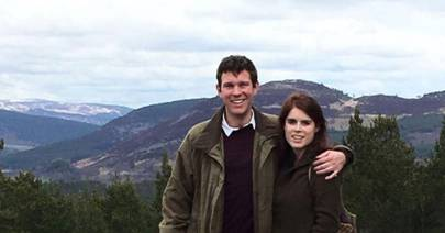 A new photo of Princess Eugenie and Jack Brooksbank offers a rare glimpse of the Queen's Private Estate