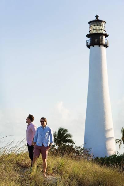 The Cape Florida Light