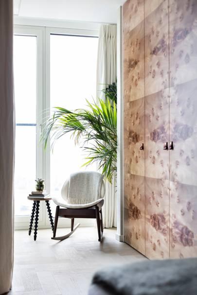 Bedroom Wardrobe - Sophie Ashby - Modern Flat