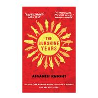 Sunshine Years by Afsaneh Knight