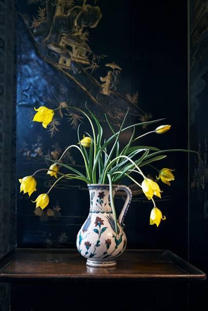 Robert Kime flowers
