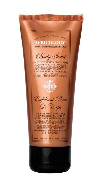 18. Body scrub, 100ml, £25