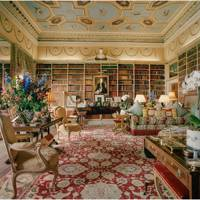 Goodwood House - Library
