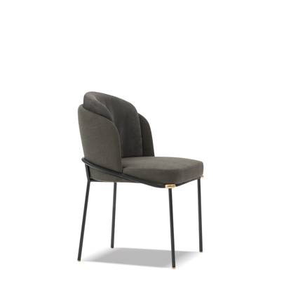 Fil noir chair, 2017