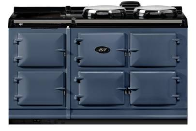 Five oven Aga with dual control