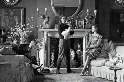 Lord Berner by Cecil Beaton