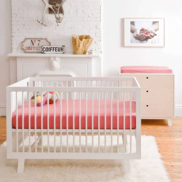 Simple Nursery Ideas Baby Room Decorating Design Ideas House