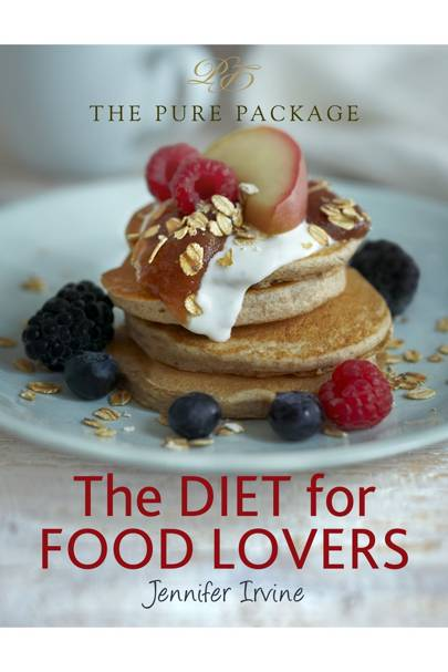 February 1: Pure Package £50 voucher and The Diet for Food Lovers Cookery Book by Jennifer Irvine, £70
