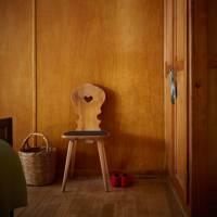 Wood Panelled Hallway