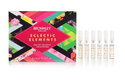 27. Eclectic Elements Eau De Toilette Collection 6 x 4ml, £25.00