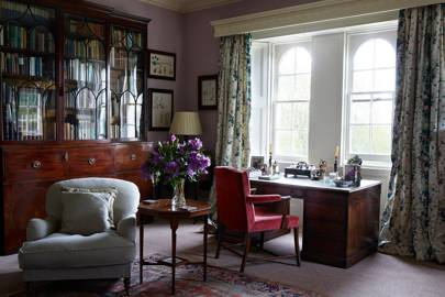 Study - Traditional Cornwall House