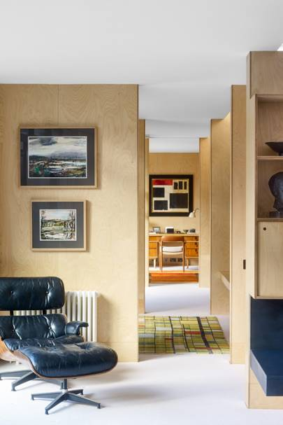 The Interiors Of Claremont Owner Adam Sykes London House